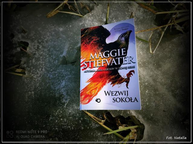 """Koniec świata jest blisko – """"Wezwij sokoła"""" Maggie Stiefvater [ŚNIĄCY#1] *Natalia*"""