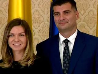 Simona Halep S Current Boyfriend Toni Iuruc Webp