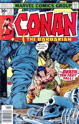 Conan the Barbarian #77