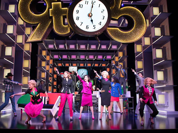 9 to 5 the Musical (UK Tour), New Victoria Theatre | Review
