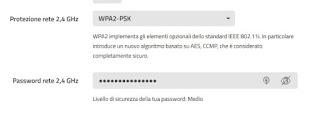 Password WPA2