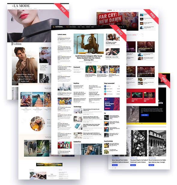 NEWSPAPER – A GREAT WORDPRESS THEME FOR ONLINE NEWS
