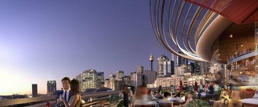 Sydney Library by Kengo Kuma