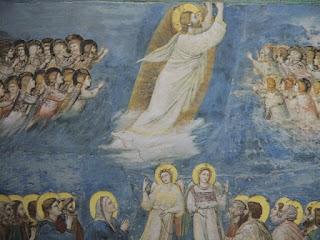 Hz. İsa'nın Göğe Yükselmesi