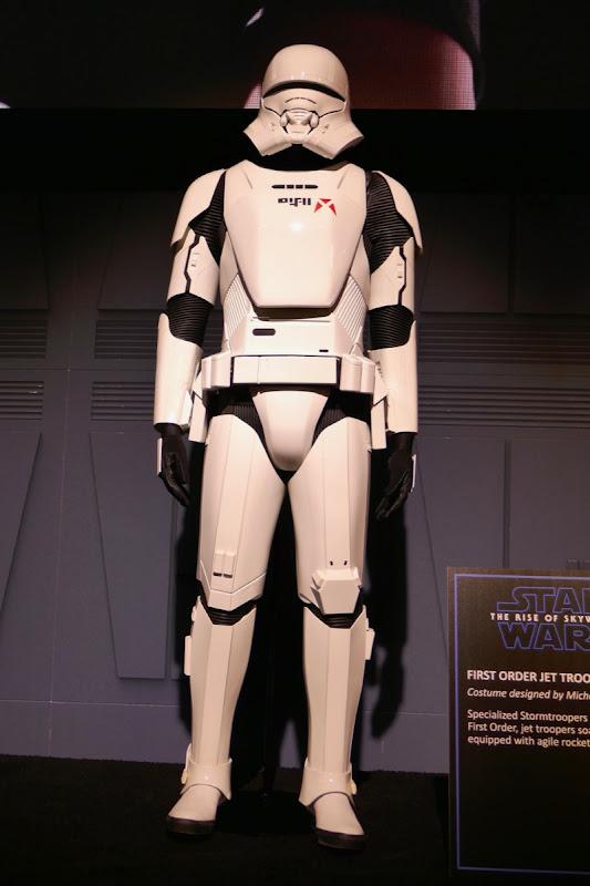 Star Wars Rise of Skywalker First Order Jet Trooper costume