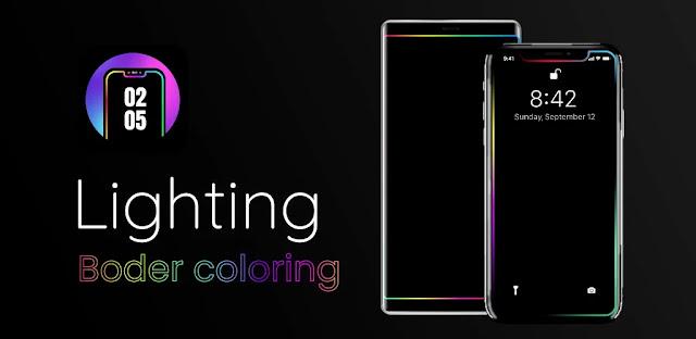 تنزيل Edge Lighting Colors  Samsung Edge Lighting Simulator لتخصيص هاتفك الاندرويد