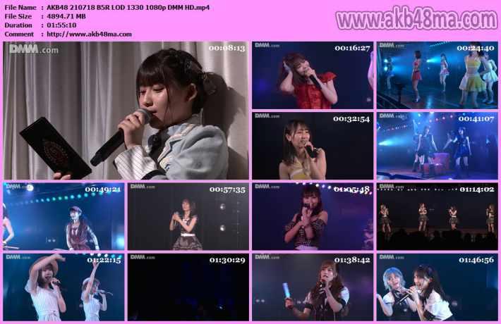 210718 AKB48 岩立チームB