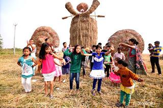 Bihu Dance :Assam   Assamese Bihu   Bihu Festiva l Magh Bihu 2020  Rongali Bihu   Bhogali Bihu