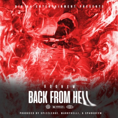Goonew - Back From Hell (2019) - Album Download, Itunes Cover, Official Cover, Album CD Cover Art, Tracklist, 320KBPS, Zip album