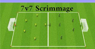7v7 Scrimmage
