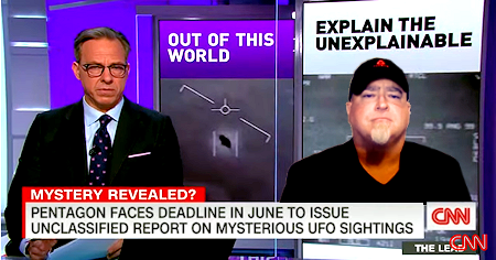 Fmr Director of AATIP, Luis Elizondo is Cynical About Upcoming UFO Report