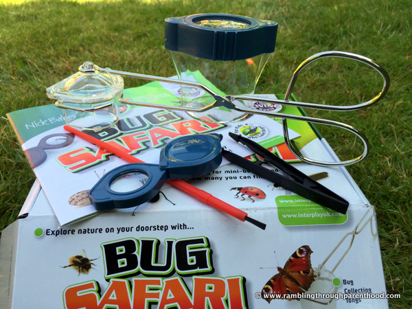 Nick Baker's Bug Safari by Interplay UK