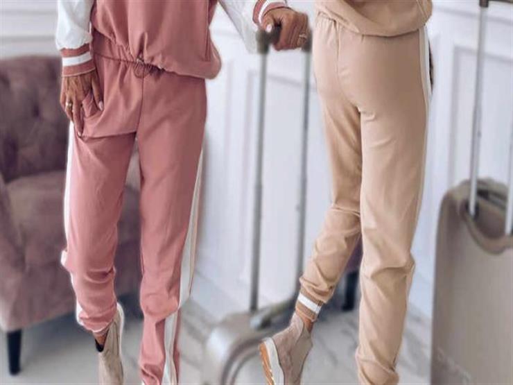 Like Victoria Beckham, vinyl leggings are the 2021 fashion star