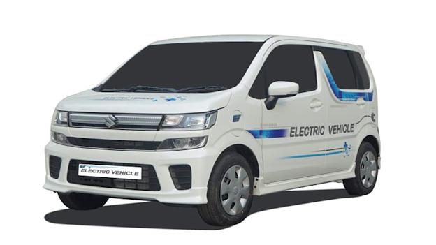 Maruti WagonR Electric Cars