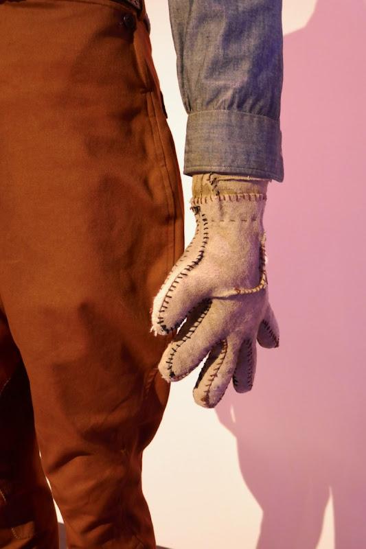 Dumbo Holt Farrier costume glove