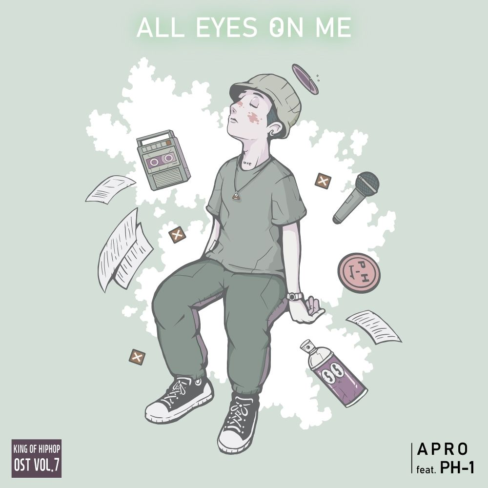 APRO – All eyes on me – EP