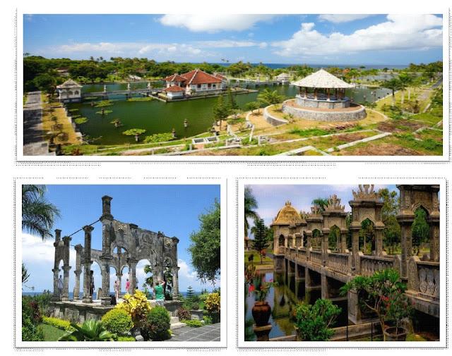 Ujung water palace tour