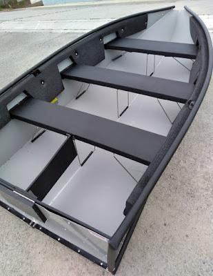 ポータボートを新艇購入