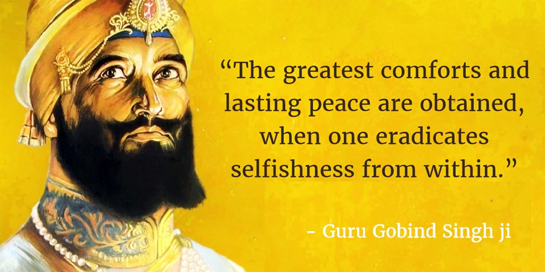 guru gobind singh ji quotes
