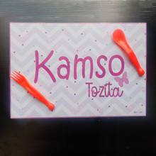 Custom Baby and Kids Placemats available in Port Harcourt, Nigeria