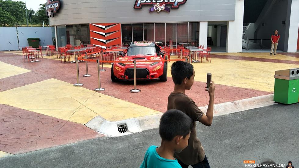 Live Action Zone MAPS Perak