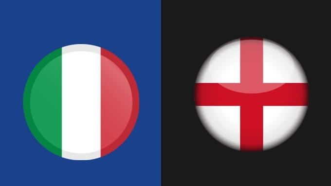 Preview: Italy vs. England - Team news, lineups