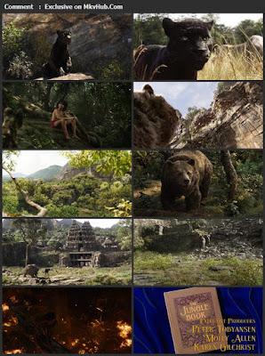 The Jungle Book Full Movie in Dual Audio (Hindi+English) Direct Download HD Filmyzilla (480p,720p,1080p)