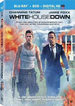 White House Down 2013 BluRay Hindi Dubbed Dual Audio 720p Watch Online Full Movie Download bolly4u