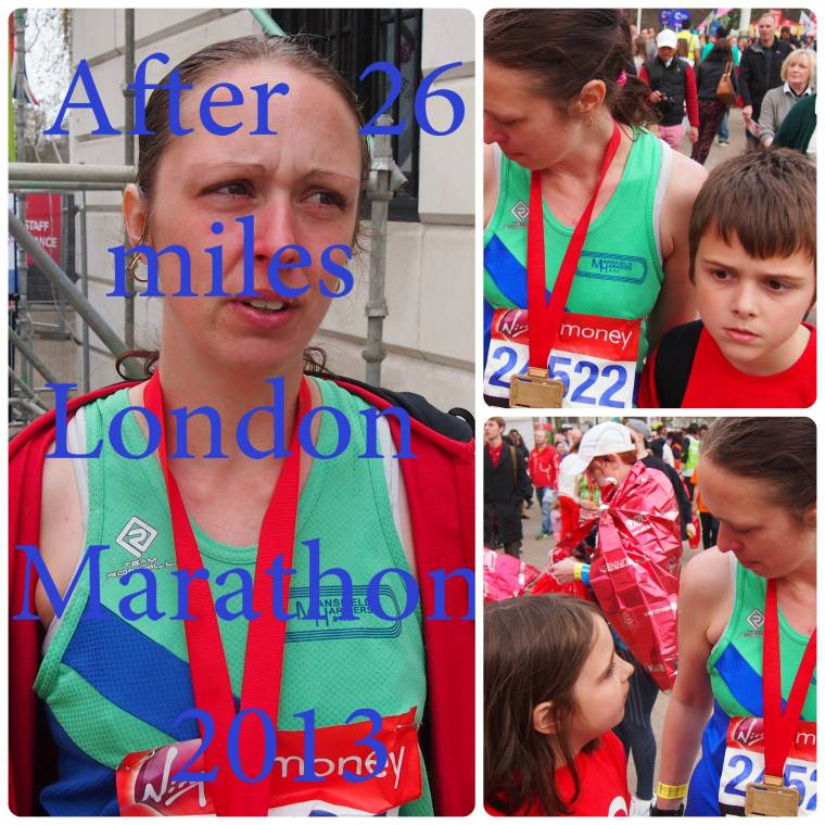 London Marathon 2013: Amazing Day I Will Never Forget.