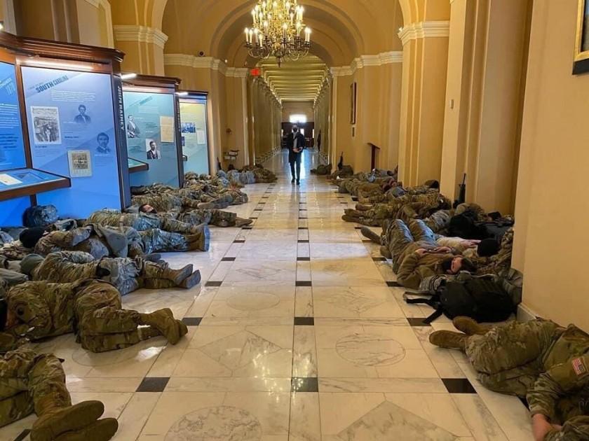 요즘 미국 워싱턴 DC 근황