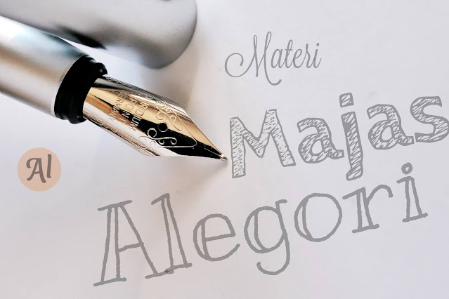 Pengertian majas alegori dan contohnya, ciri-ciri majas alegori, fungsi majas alegori, contoh majas alegori