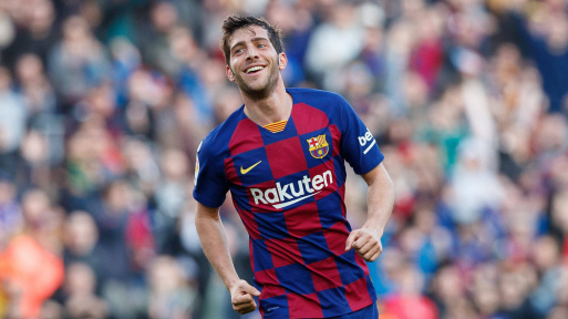 Roberto's agent confirms that Sergi doesn't want to leave Barca.