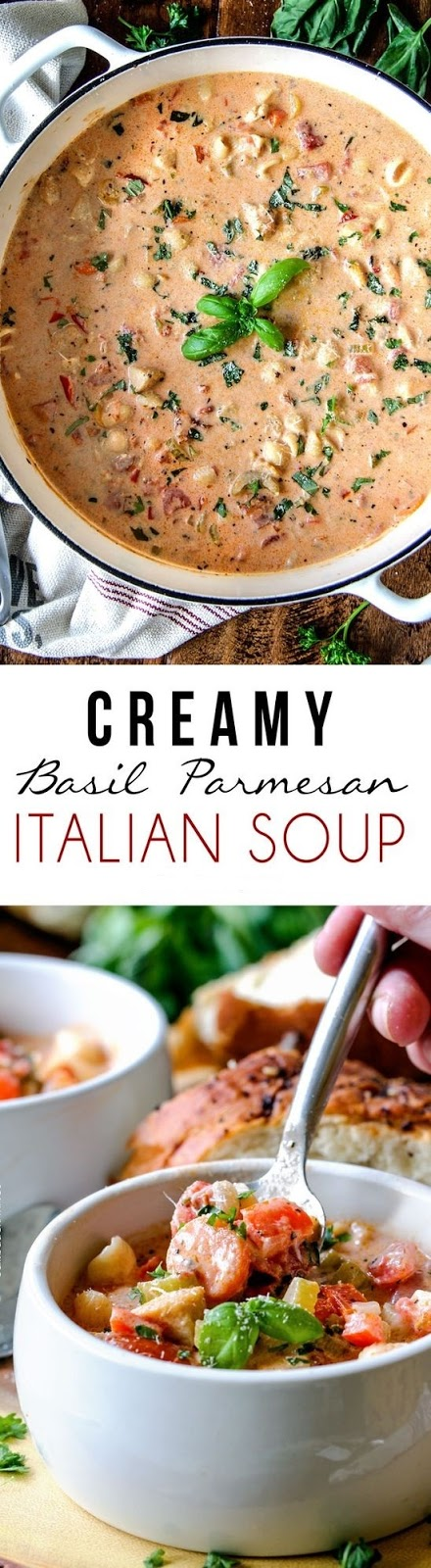 Italian Soup tastes