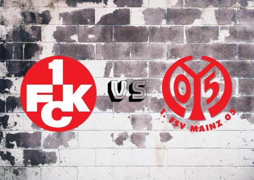 Kaiserslautern vs Mainz 05  Resumen