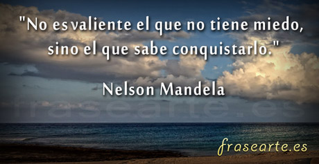 Citas célebres Nelson Mandela