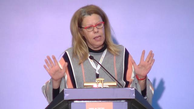 Δήμητρα Λυμπεροπούλου: Ο δρόμος για την Ιθάκη είναι ακόμα μακρύς