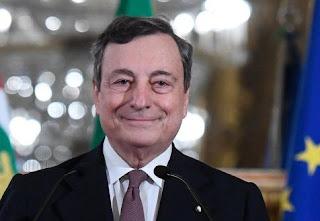 Draghi ridisegna l'economia di governo