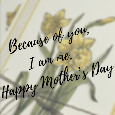 APM Creations | You're Inspiring for Mother's Day