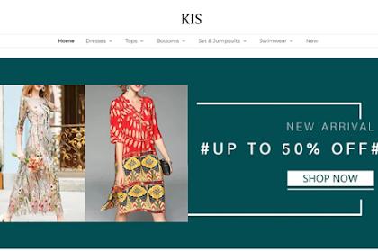 Beli Sleeveless Dress Cantik Online