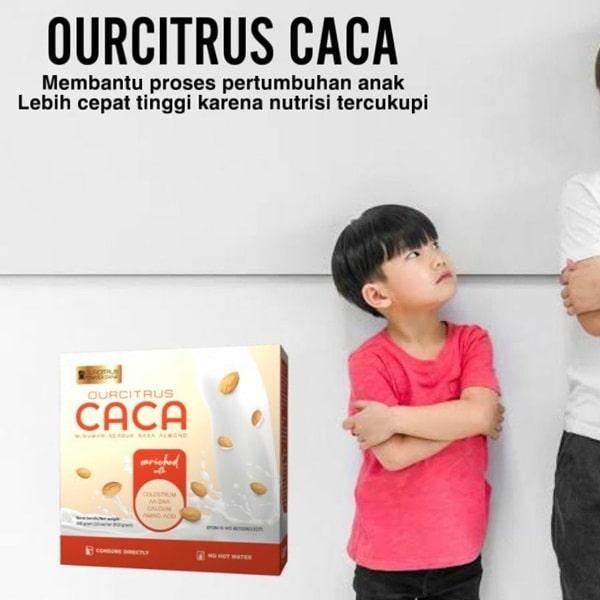 CACA Ourcitrus suplemen kalsium
