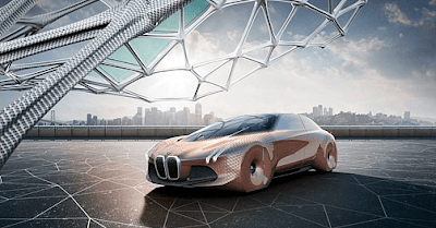 BMW Vision Next 100 - Η Μπέμπα του Μέλλοντος