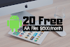Get 10 Premium AIA Files For Free [$1500/month]