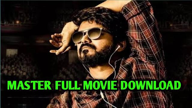 Master full movie download in hindi 480p filmywap
