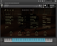 Native Instruments Noire KONTAKT Library