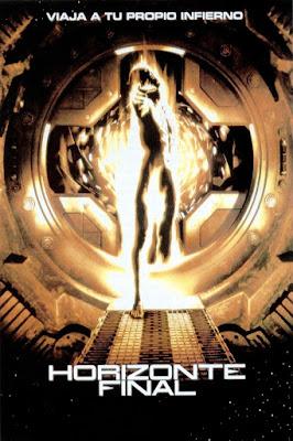 Event Horizon 1997 DVD R1 NTSC Latino