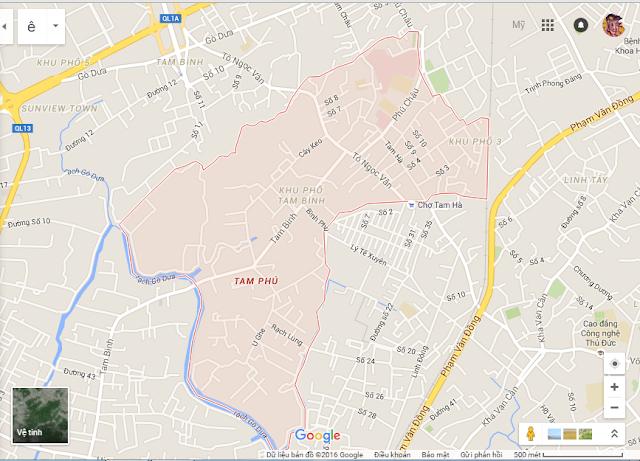 Bán đồ bán nhà Phường Tam Phú