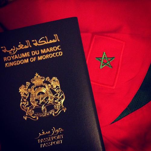 الوثائق وكيفية الحصول على الباسبور المغربي (جواز السفر)