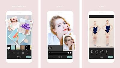 Aplikasi Video Bokeh Indo - Cymera