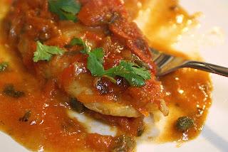 Veracruz-Style Whitefish