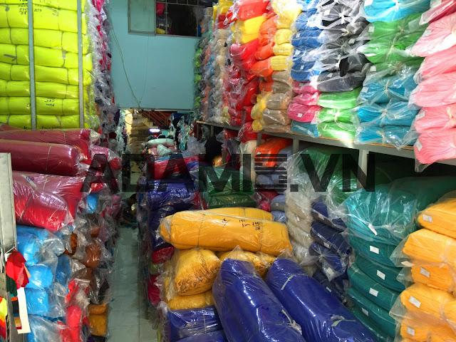 cotton 6535 – CVC, vải CVC hay còn gọi là vải 6535 (65% cotton – 35% xơ PE)
